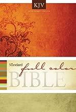King James Version-Hardcover (Standard Full Color Bible)