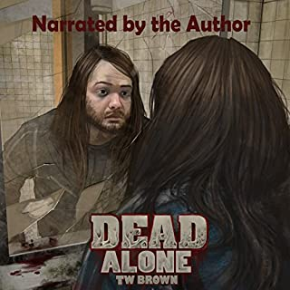 DEAD: Alone audiobook cover art