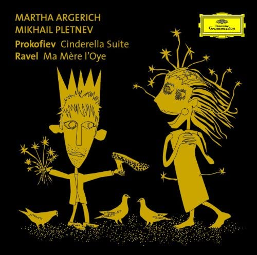 Martha Argerich & Mikhail Pletnev