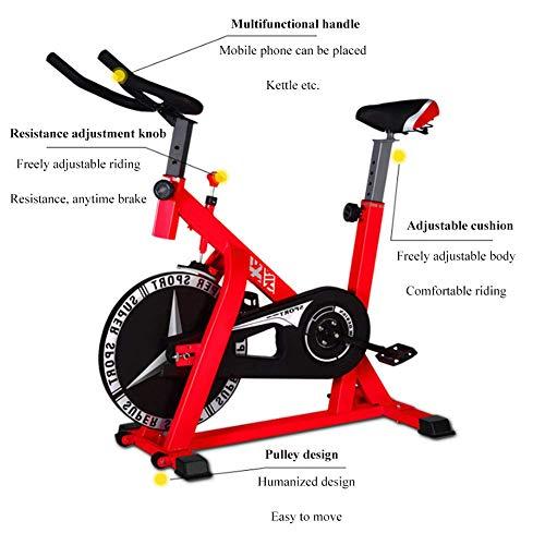 AUTOKS TXYJ Cyclette per Uso Domestico Ciclismo Silenzioso Standard Cyclette   Ciclismo Indoor, Perdita di Peso a casa Cyclette Cyclette Cyclette Attrezzature per Il Fitness Indoor