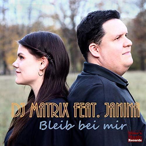 DJ Matrix feat. Janina