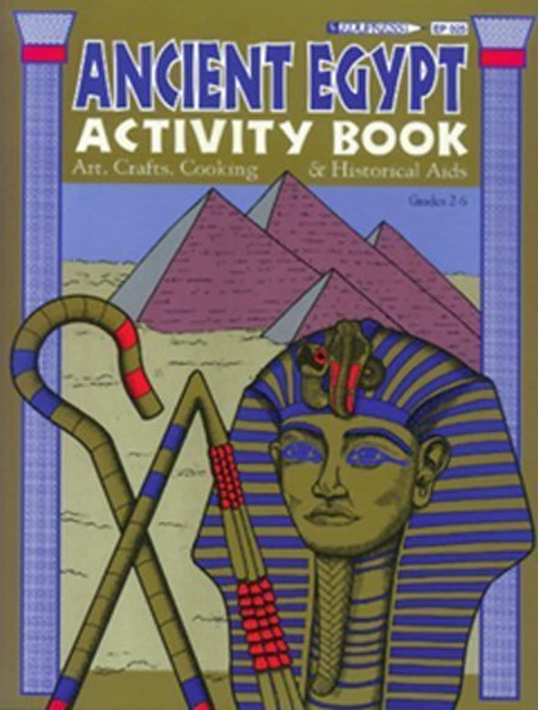 soporte minorista mayorista Edupress Activity Book Ancient Egypt Gr 2-6 by by by Edupress  ventas directas de fábrica