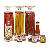 Kit Peperoncino Habanero Addiction - Prodotti al peperoncino Mr PIC - Mr PIC: il Peperoncino Toscano di qualità - Carmazzi: la più ampia linea di prodotti piccanti in Italia