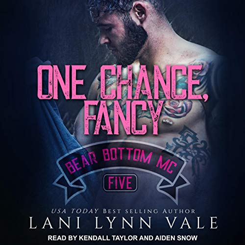 One Chance, Fancy cover art