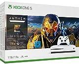 Xbox One - Xbox One S - Consola 1 TB + Anthem: Legión Del Alba Edición Especial