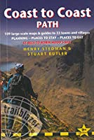 Trailblazer Coast to Coast Path: 109 Large-Scale Walking Maps & Guides to 33 Towns and Villages - Planning - Places to Stay - Places to Eat - St Bees to Robin Hood's Bay (Trailblazer: Coast to Coast)