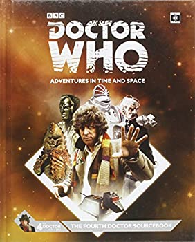 Dr Who 4th Dr Sourcebk