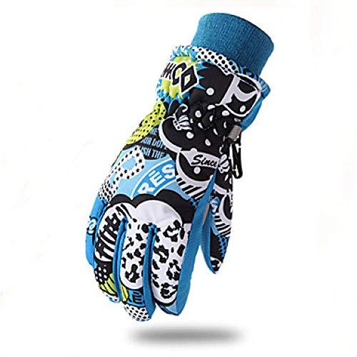 Winter Handschoenen Ski Handschoenen Mannen s Vrouwen Volledige Vinger Handschoenen Winter Waterdicht Warm Polyester/Polyamide Snowboarden Winter