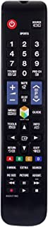 121AV - Mando a Distancia de Repuesto para Samsung UE40JU6485U UE40JU6490U UE40JU6495U UE40JU6530U UE43J5500 Smart LED Televisores