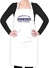 Property Of Rosewood - Unisex Fit Adult Apron - 8 Colours