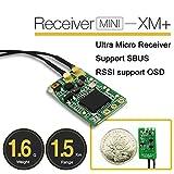 Frsky XM Plus Mini Receptor, Frsky Taranis Full Range RC...