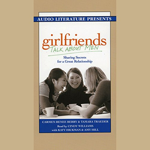 Girlfriends Talk About Men audiobook cover art