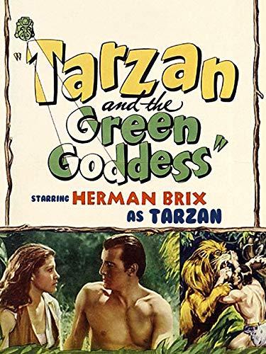 Tarzan And The Green Goddess - Starring Herman Brix as Tarzan