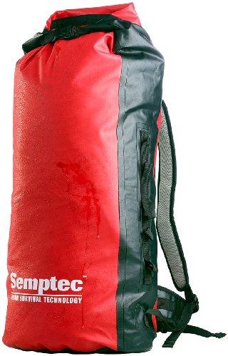 Semptec Urban Survival Technology Seesack: Wasserdichter Trekking-Rucksack aus LKW-Plane, ca. 50 l (Sack)