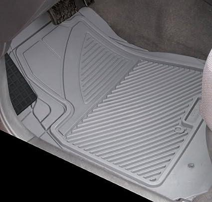 Gray Custom Fit Car Mat 4PC 1704112 PantsSaver