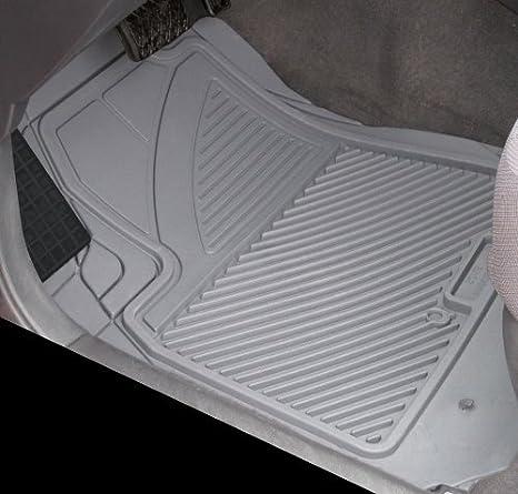 PantsSaver Custom Fit Car Mat 4PC Gray 0406102