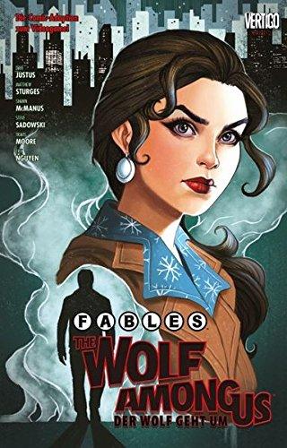 Fables: The Wolf among us – Der Wolf geht um: Bd. 2