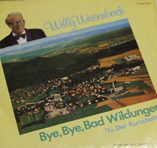Bye, bye Bad Wildungen / Vinyl single [Vinyl-Single 7]