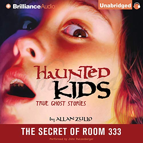 The Secret of Room 333 audiobook cover art