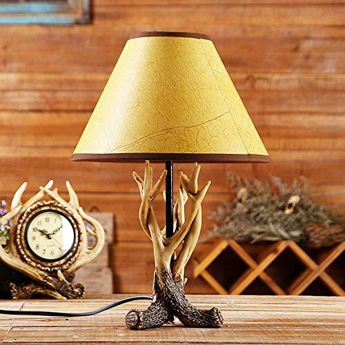 LTAYZ Lámpara Escritorio Lámpara de Mesa Vintage Retro Hecha a Mano lámpara de Lectura Luminosa Barra de luz para Ojos