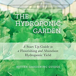 The Hydroponic Garden audiobook cover art