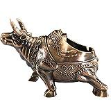 Cenicero con forma de toro, diseño de personalidad creativa