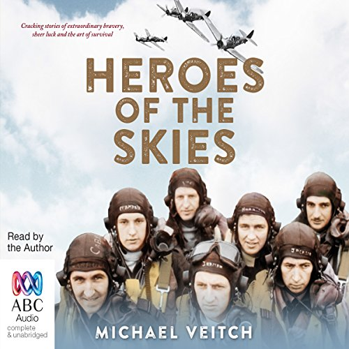 Heroes of the Skies audiobook cover art