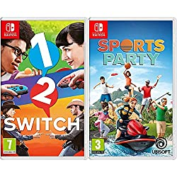 Product 1: Face each other and 1-2-Switch; look at your opponent, not the screen Product 1: Detach the Joy-Con from the console, hand one to your opponent and bam, it's game time Product 1: Anyone can play 1-2-Switch, just lock eyes with your opponen...