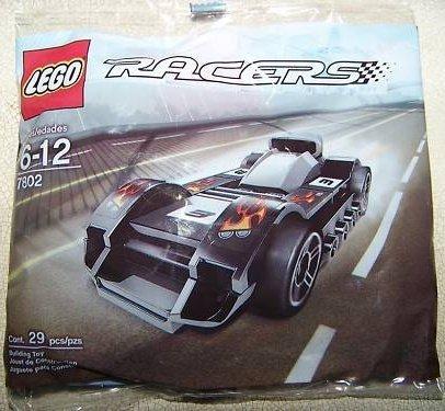LEGO Racers: Le Mans Corredor Establecer 7802 (Bolsas)
