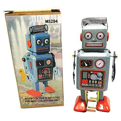 Robot étain Jouet Vintage repro de Chambre