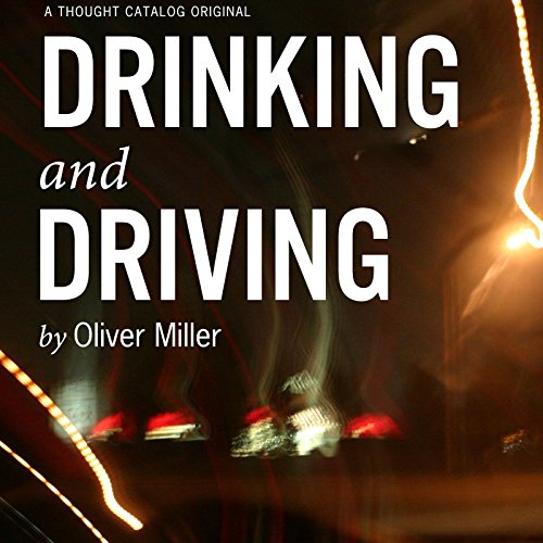 Drinking and Driving audiobook cover art