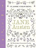 Classic Colouring. Jane Austen: 55 Removable Colouring Plates