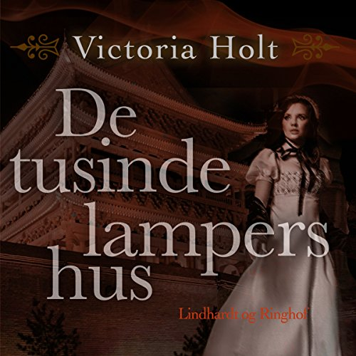 De tusinde lampers hus  By  cover art