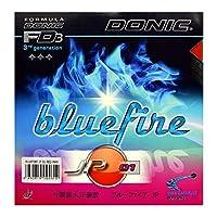 DONIC(ドニック) 卓球 ブルーファイア JP01 裏ソフトラバー レッド 2.0 AL066