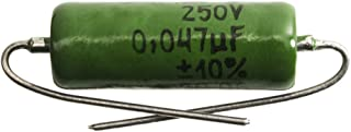 Russian K42Y-2 Paper-in-oil Capacitor for Guitar Tone Control, .047uF 250v