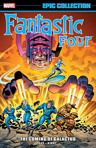 Fantastic Four Epic Collection: The Coming Of Galactus (Fantastic Four (1961-1996)) (English Edition)