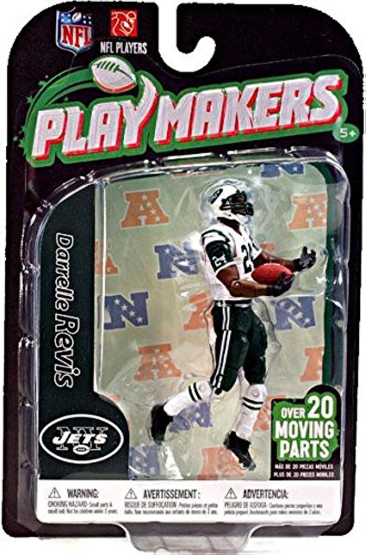 NFL York Jets McFarlane 2012 Playmakers Series 3 Darrelle Revis Action Figure