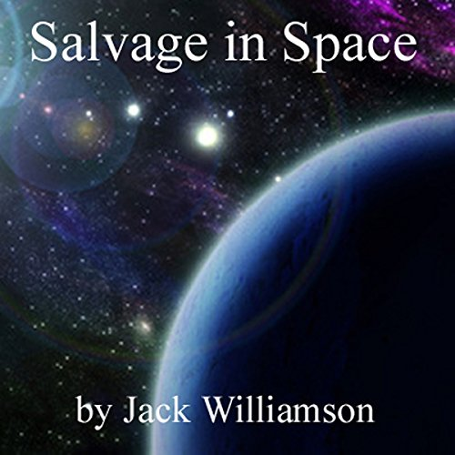 Salvage in Space audiobook cover art
