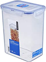 Lock & Lock Classic Stackable Airtight Rectangle Food Container, 1.8L (HPL-813)