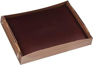 Sara Lee Uniced No Icing Chocolate Sheet Cake, 12 x 16 inch -- 4 per case.