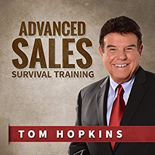 Advanced Sales Survival Training cover art