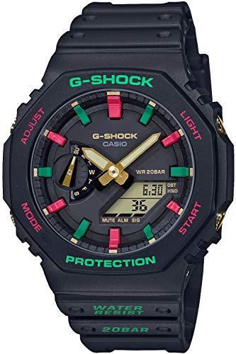 Casio G-shock Throwback 1990s Carbon Core Guard GA-2100TH-1AJF Mens