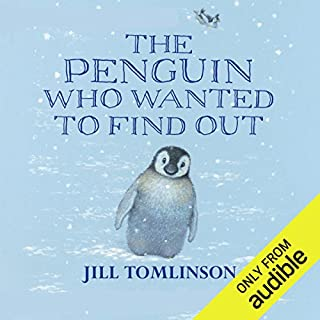 The Penguin Who Wanted to Find Out cover art