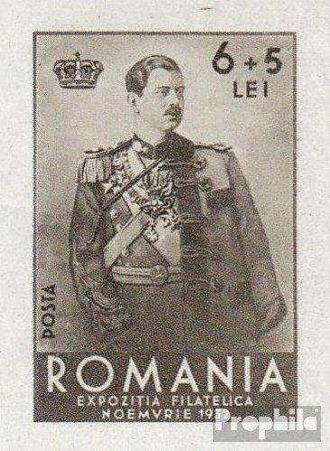 Prophila Collection Rumänien 449 (kompl.Ausg.) 1932 Ausstellung (Briefmarken für Sammler)