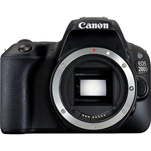 Canon EOS 200D + 18-55 DC - Cámara digital de 25.8 megapíxeles