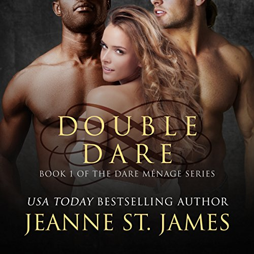 Double Dare     Dare Menage Series, Book 1              Auteur(s):                                                                                                                                 Jeanne St. James                               Narrateur(s):                                                                                                                                 Ava Lucas,                                                                                        Teddy Hamilton,                                                                                        J. F. Harding                      Durée: 7 h et 15 min     1 évaluation     Au global 5,0