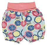 Sigikid Baby-Mädchen Bermuda, Shorts, Mehrfarbig (Starlight Blue 575), (Herstellergröße: 74)