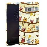 DeinDesign Premium Case kompatibel mit Samsung Galaxy S8