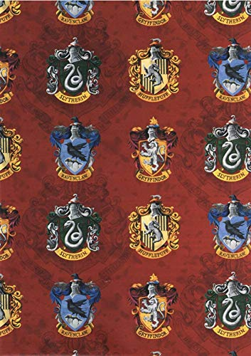 Rollo de papel para envolver de Harry Potter, 8 metros