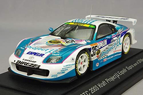 Toyota Supra JGTC 2003 Project U (JGTC) 1/43 Scale Diecast Model